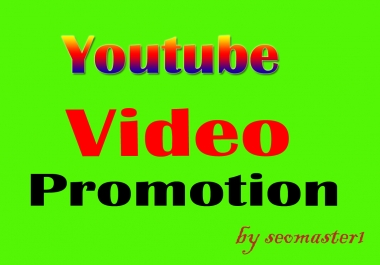 Good retention Organic Youtube package Promotion with safe marketing