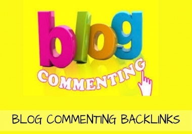 Create 2000 do follow BLOG Comments.Improves search engine ranking