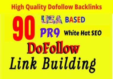 do 90 USA PR9 DOFOLLOW SEO BACKLINKS LINK BUILDING FOR GOOGLE RANK IMPROVES