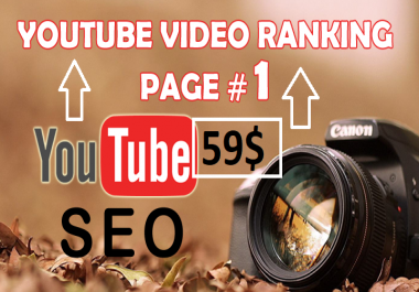 Rank #1 YouTube Video Using Video SEO with 100% Guarantee
