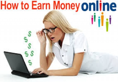 Make Money Online Tricks 100% Working Method