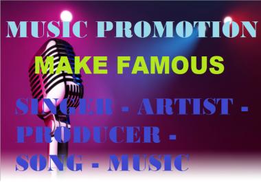 Promotion Music Artist Video Youtube On 10 PBN Website