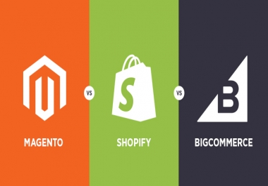 Skyrocket your Shopify, Magento and BigCommerce Website to Google Page ONE, 7 Keywords Guarantee, Mo