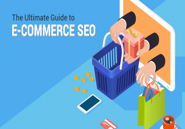 Skyrocket your eCommerce Website to Google Page ONE, 7 Keywords Guarantee, Monthly Plan
