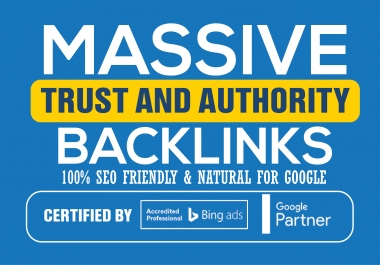 800 High Authority Backlinks to SUPERCHARGE your Google SEO + Two Articles+ Premium On-Site Analysis