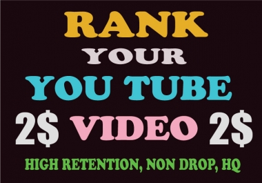 Non Drop, HQ, Worldwide Video Promotion