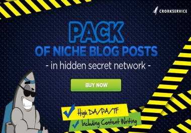 15 Niche Relevant Posts in Hidden Private Secret Network