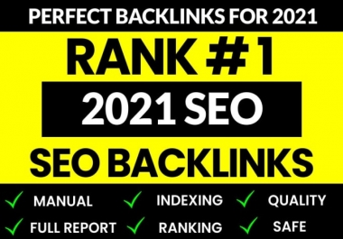 I will Improve Your Money Site Google Ranking With Manual High Quality SEO Backlinks