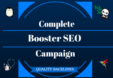 Deliver a Complete Monthly SEO Service With Backlinks for Google Top Ranking
