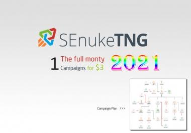 SEnuke TNG The full monty 2020