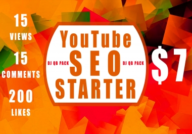 Perfect YouTube SEO Starter Pack Advanced
