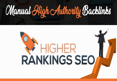 Skyrocket Your Website on Google by Manual High Authority Dofollow SEO Backlinks