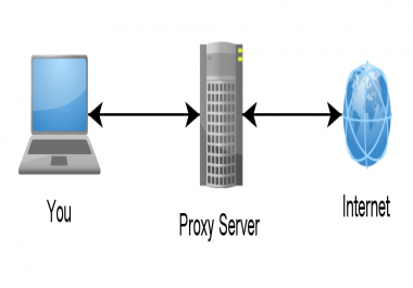 100 Dedicated HTTP/HTTPS IPv6 Proxy Server for 1 Month