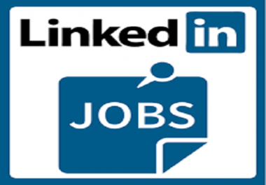 Posting Job Related Info In 25 LinkedIn Groups Job Section