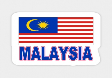 1000 Malaysia TARGETED Real Traffic to your web or blog site