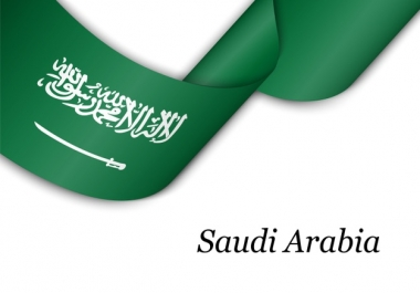 1000 Saudi Arabia TARGETED Real Traffic to your web or blog site