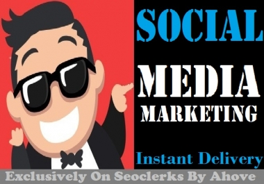 Start Instant Social Media Marketing