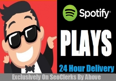 Boost Your Spotefy Track By 1000 Play