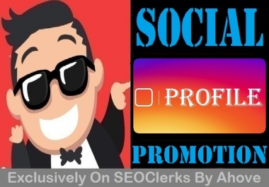 Start Instant Followers To Social Profile