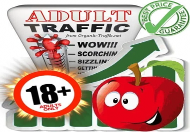 Organic traffic for Adult sites through Yahoo
