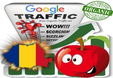 Romanian Search Traffic from Google.ro with your Keywords