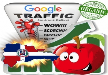 Dominican Search Traffic from Google.com.do with your Keywords