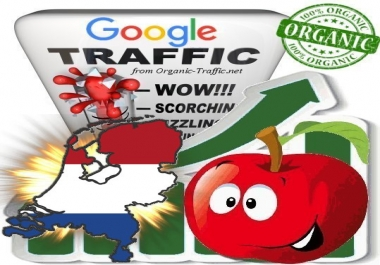 Dutch Search Traffic from Google.nl with your Keywords