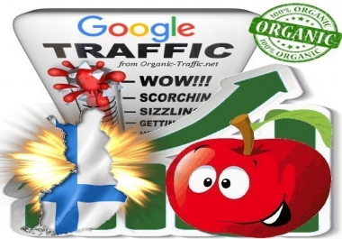 Finn Search Traffic from Google.fi with your Keywords