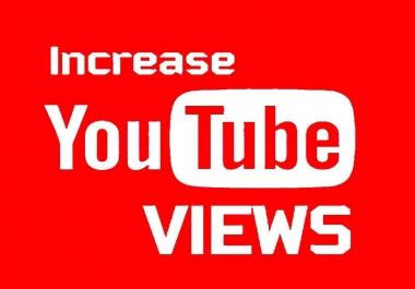 Non drop 1000 yotube video views