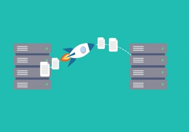 transfer and Move your website to new Webhosting
