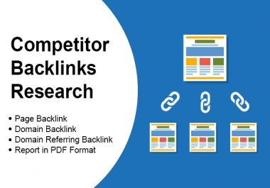 Check Your Competitors Complete Backlink List