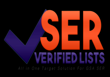 2020 Latest GSA SER Verified Site List Pack
