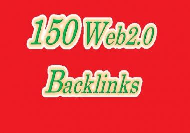 Provide 150 High PR Blog article BACKLINGS for Your Websites