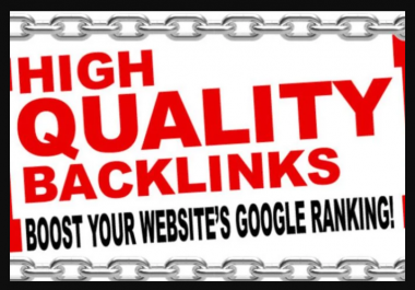 I will add 140 Quality Backlinks Service