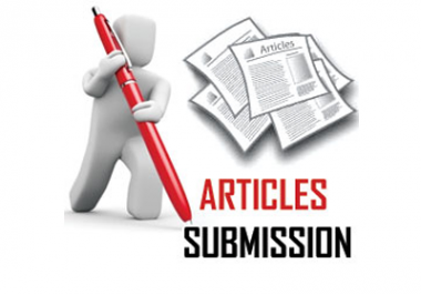 submit 15 article submission manually