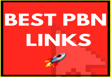 do quality manual 10 pbn links that will boost your site ranking