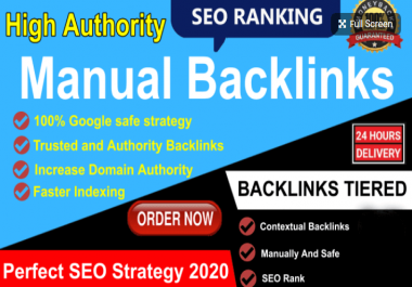SuperCharge Your SEO with 55 Backlinks DA90+ Private Blogs