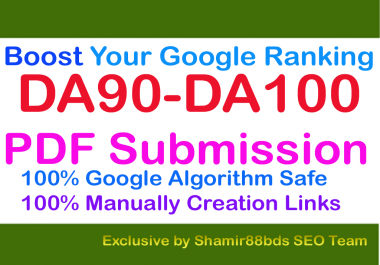 Authentic 6 DA90-DA100 PDF Backlinks to Boost Your Google Ranking