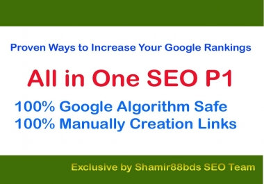 All in One SEO P1 - Proven Ways to Increase Your Google Rankings