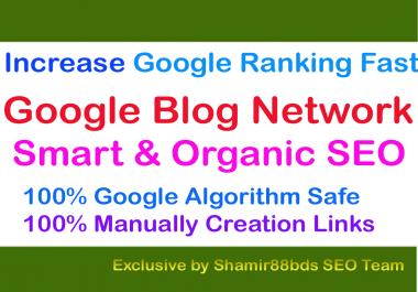 Extraordinary 6 Google Blog Network to Increase Google Ranking Fast