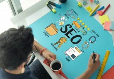 build high quality dofollow SEO backlinks link building google top ranking