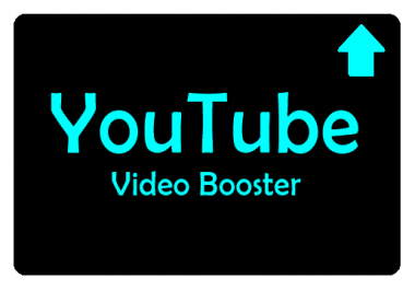 YouTube Video Booster Package Promotion