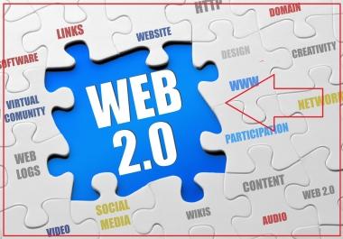 Do 5 Web 2.0 blogs Premium (Human-Quality Content)