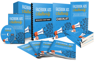 FB Ads Authority Course - Discover How To Use FB Ads To Get More Leads, Brand Awareness, More Sales