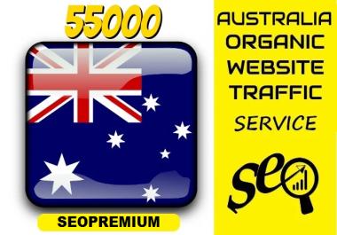 7500 Real AUSTRALIA Verified website Traffic