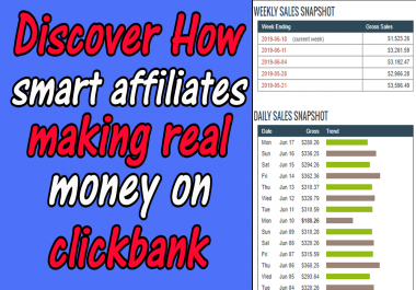 Show You How To Make 300$ Per Day With CLICKBANK