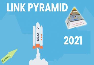 Get Powerful SEO Link Pyramid 2021 Exclusive On SeoClerks