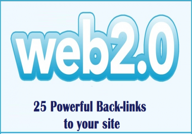 Boost Your Website Rank With Our 25 High DA Web 2.0 links