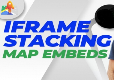 High Quality Web 2.0 + Map + Video Embeds [Iframe Stacking]