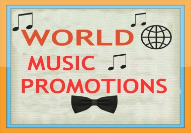 Best Quality Audiomack Promotion